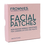 Frownies - Corners of Eyes & Mouth Facial Patches - 144 pcs