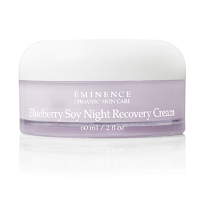 Eminence - Blueberry Soy Night Recovery Cream 2 oz